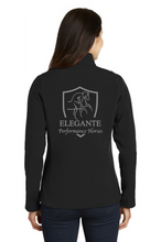 Load image into Gallery viewer, Elegante Performance Horses Port Authority® Core Soft Shell Jacket