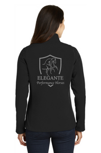Elegante Performance Horses Port Authority® Core Soft Shell Jacket