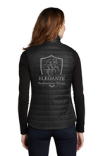 Load image into Gallery viewer, Elegante Performance Horses Port Authority® Packable Puffy Vest