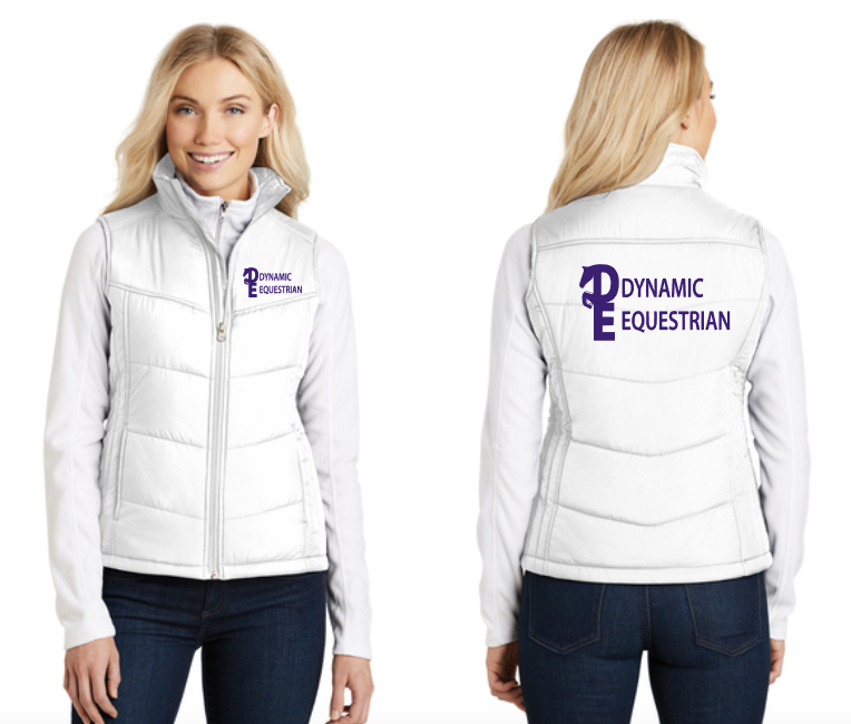 Dynamic Equestrian Port Authority® Puffy Vest