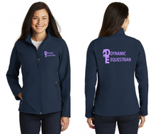 Load image into Gallery viewer, Dynamic Equestrian Port Authority® Core Soft Shell Jacket