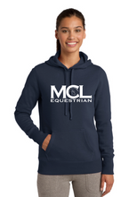 Load image into Gallery viewer, MCL Equestrian Sport-Tek® Pullover Hooded Sweatshirt