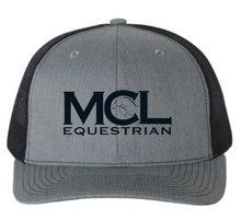 Load image into Gallery viewer, MCL Equestrian Richardson Trucker Cap