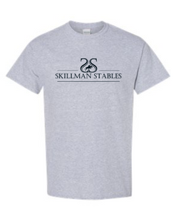 Skillman Stables Gildan Ultra Cotton T-Shirt - Screen Printed