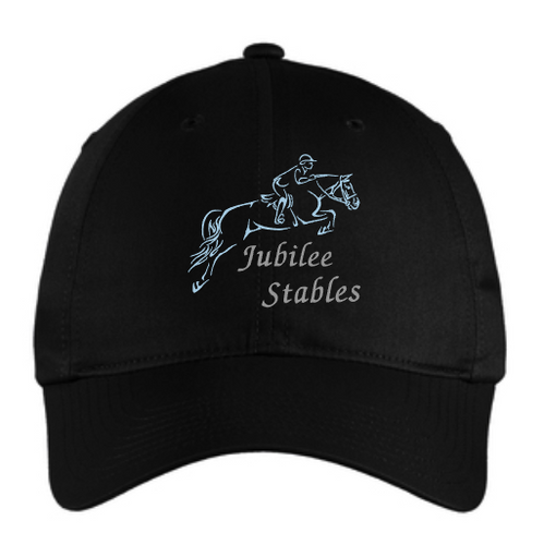 Jubilee Stables Classic Unstructured Baseball Cap