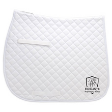 Load image into Gallery viewer, Elegante Dressage Saddle Pad