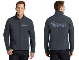 Brookside Show Stables Core Soft Shell Jacket (Youth, Men's, Women's)