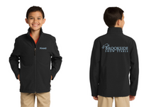 Load image into Gallery viewer, Brookside Show Stables Core Soft Shell Jacket (Youth, Men's, Women's)
