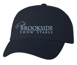 Brookside Show Stables Classic Unstructured Baseball Cap