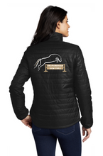 Load image into Gallery viewer, TPSS Port Authority® Packable Puffy Jacket (Men's & Women's)