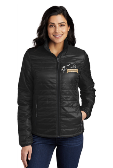 TPSS Port Authority® Packable Puffy Jacket (Men's & Women's)