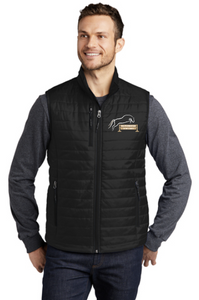 TPSS Port Authority® Packable Puffy Vest (Men's & Women's)