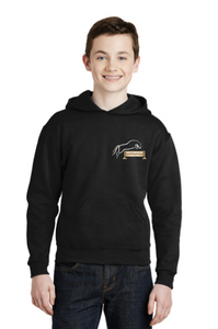 TPSS JERZEES® SUPER SWEATS® NuBlend® - Pullover Hooded Sweatshirt (Unisex & Youth)