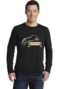TPSS Equestrian Gildan Ultra Cotton Long Sleeve T-Shirt
