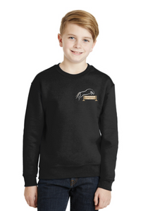 TPSS JERZEES® SUPER SWEATS® NuBlend® - Crewneck Sweatshirt (Unisex & Youth)