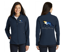 Load image into Gallery viewer, SeaSong Dressage Port Authority® Core Soft Shell Jacket (Men's, Women's, Youth)