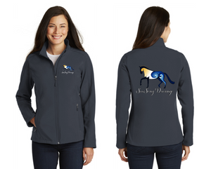 SeaSong Dressage Port Authority® Core Soft Shell Jacket (Men's, Women's, Youth)