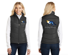 Load image into Gallery viewer, SeaSong Dressage Port Authority® Puffy Vest (Men's, Women's)