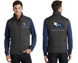 SeaSong Dressage Port Authority® Puffy Vest (Men's, Women's)