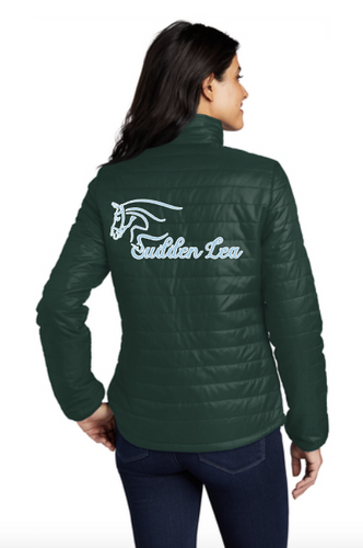 Sudden Lea Port Authority® Packable Puffy Jacket (Ladies', Men's)