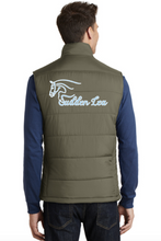 Load image into Gallery viewer, Sudden Lea Port Authority® Puffy Vest (Men's)- Large Back Embroidery