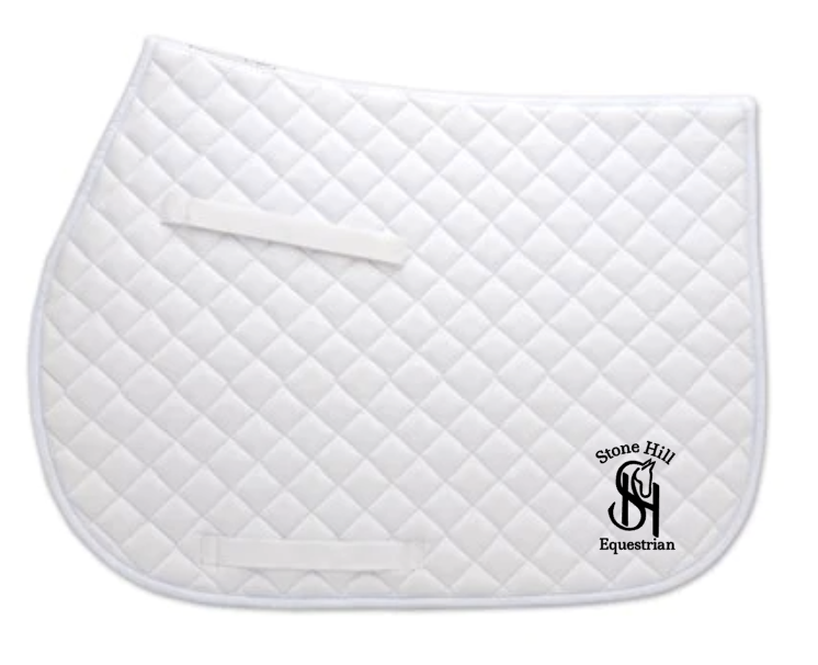 Stone Hill AP Saddle Pad