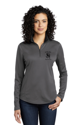 Stone Hill Badger B-Core Long Sleeve 1/4 Zip Pullover