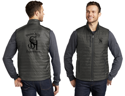 Stone Hill Packable Puffy Vest (Men's, Women's)