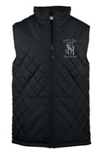 Load image into Gallery viewer, Stone Hill Badger - Quilted Youth Vest