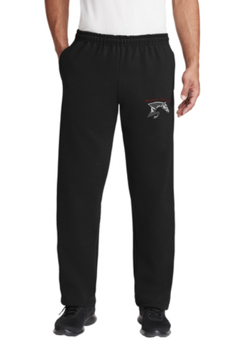 Baymar Farms Gildan® Heavy Blend™ Open Bottom Sweatpant