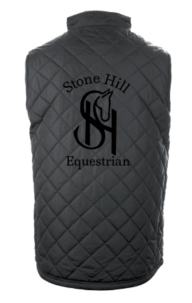 Stone Hill Badger - Quilted Youth Vest