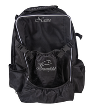 Load image into Gallery viewer, Dreamfield Farm Dura-Tech® Rider's Backpack
