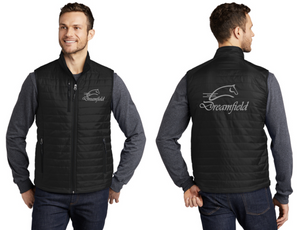 Dreamfield Farm Port Authority® Packable Puffy Vest