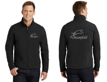 Load image into Gallery viewer, Dreamfield Farm Port Authority® Core Soft Shell Jacket