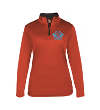 Load image into Gallery viewer, AHEC Badger B-Core Youth 1/4 Zip