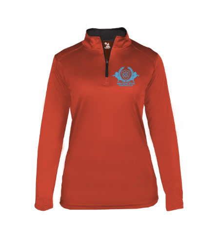 AHEC Badger B-Core Youth 1/4 Zip