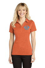 Load image into Gallery viewer, AHEC Sport-Tek® Heather Contender™ Polo
