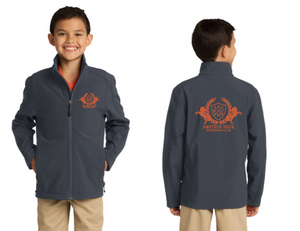 AHEC Port Authority® Youth Core Soft Shell Jacket