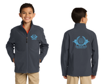 Load image into Gallery viewer, AHEC Port Authority® Youth Core Soft Shell Jacket