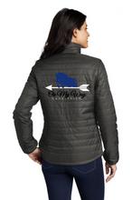 Load image into Gallery viewer, On My Way Equestrian - Port Authority® Ladies Packable Puffy Jacket