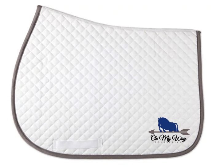 On My Way Equestrian - AP Saddle Pad