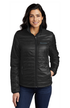 Load image into Gallery viewer, Brook View Farm Packable Puffy Jacket (Men's, Ladies)