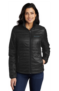 Brook View Farm Packable Puffy Jacket (Men's, Ladies)