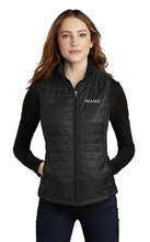 Load image into Gallery viewer, Brook View Farm Packable Puffy Vest (Men's, Ladies)