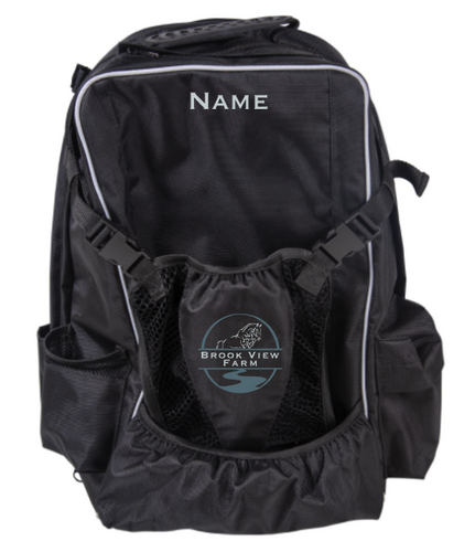 Brook View Farm Dura-Tech® Rider's Backpack