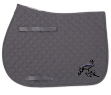 Load image into Gallery viewer, Get Over It Stables AP Saddle Pad