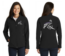 Load image into Gallery viewer, Get Over It Stables Port Authority® Core Soft Shell Jacket