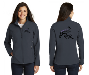 Get Over It Stables Port Authority® Core Soft Shell Jacket