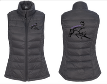 Load image into Gallery viewer, Get Over It Stables - Weatherproof - 32 Degrees Packable Down Vest