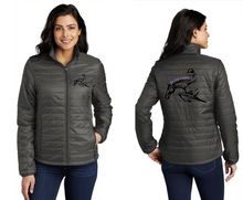 Load image into Gallery viewer, Get Over It Stable Packable Puffy Jacket (Men's, Ladies)